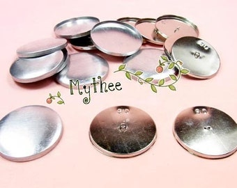 2 inch /NO.80 - 50 Sets Covered  Buttons - Free Shipping