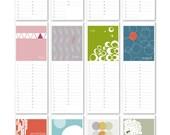 Birthday Calendar (printable PDF)