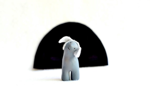 good spirit KIT - miniature sculpture ooak by mount royal mint