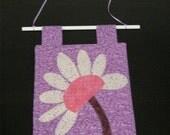 Spring Flower Wall Banner
