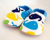 Splash Bison Booties Size 18 to 24 Months Baby Toddler Soft Shoes Ready to Ship