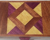 Balkan Puzzle Jewelry Or Valet box