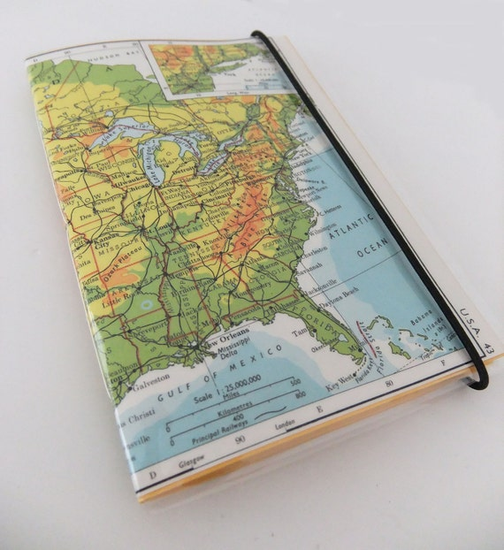 United States Map Journal