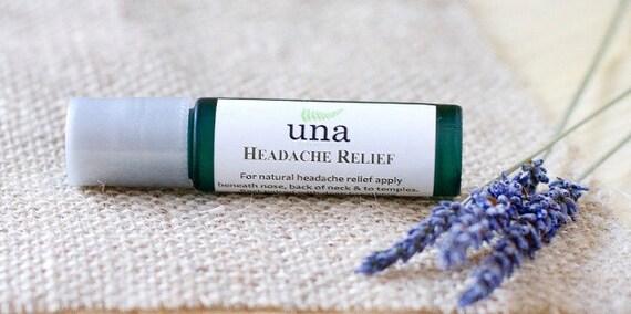 Organic Headache Relief