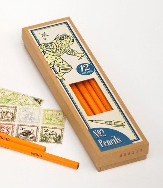 Box of No. 2 Pencils
