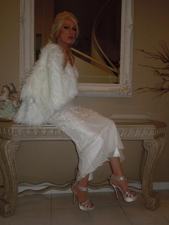 High Heel Platform Spiked Women Shoes Nude size 7 1/2 ...A SpikesByG Design..S A L E