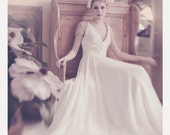 Lucille 1940's inspired Bridal Gown.