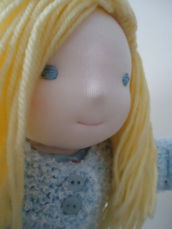 Waldorf Inspired Bramble Hedge Doll - Libby