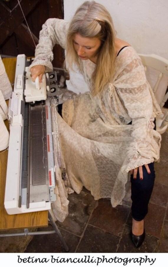 knitting machine lessons