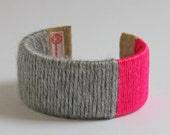 Wollarmreif - Yarn cuff