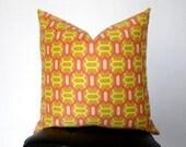 Decorative pillow- Geometric pillow - Trellis -Toss pillow - Throw pillow