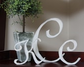 MONOGRAM LETTERS-Hand-cut, Hand-painted-Personalized and Customized
