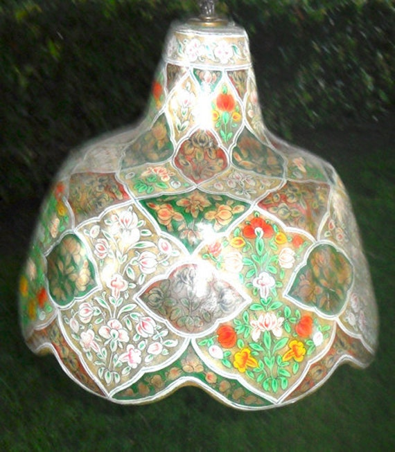 Gorgeous Moroccan Style Hanging Lamp