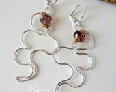 Jewelry Sale Sea Horse Earrings handformed