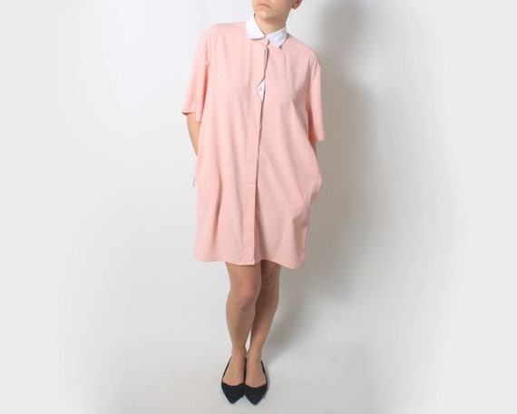 Dress Tunic Summer Dress - Oversized, medium med, large lg