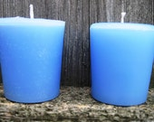 2 Ocean Scented Votive Candles
