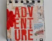 Reusable Post It Note Holder -Adventure