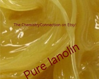 Lanolin Anhydrous Pure Lanolin 3 Lb