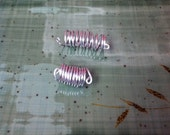 Coils for gauges, these can be made in any size  and can be added to many of my handmade guages