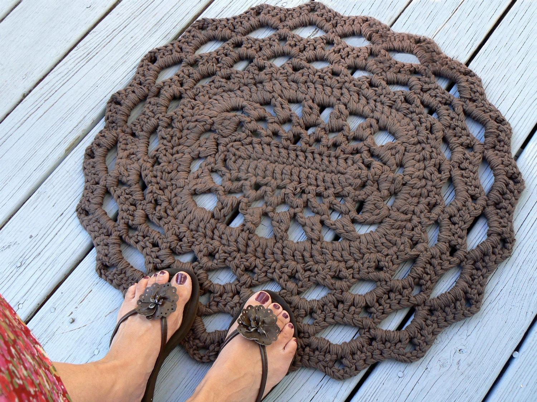 Cool White Bath Mat White Cotton Rug For Bathroom Crocheted Oval Bath Mat