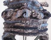Sale, crochet adult earflap hat, ages10 to adult, teen hat, crazy hat, ski hat, mens hat, boys hat, womens hat, girls hat, photography prop