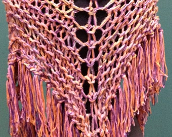 GYPSY DAYS Shawl
