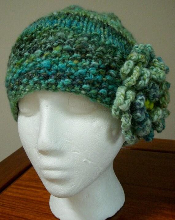 SOUTH PACIFIC Cloche Hat