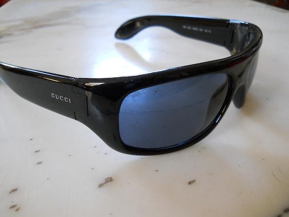 Vintage Gucci Eyewear Sunglasses Frames Italy By Luvmetwice