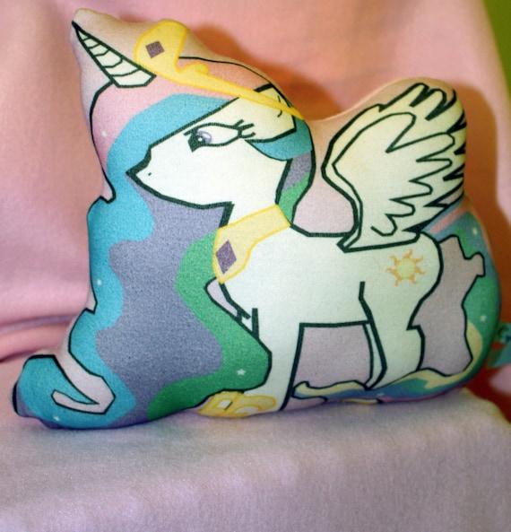 Princess Celestia pillow plush