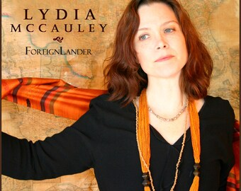 Lydia McCauley / ForeignLander / CD / Shipping Included in Continental U.S.