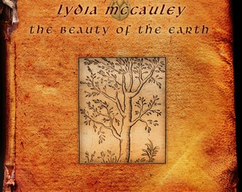 Best Selling Album by Lydia McCauley, The Beauty of the Earth // Shipping Included in Continental U.S.