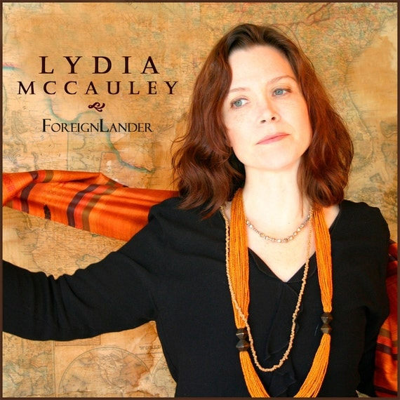 Lydia McCauley ForeignLander Shipping Included in Continental U.S.