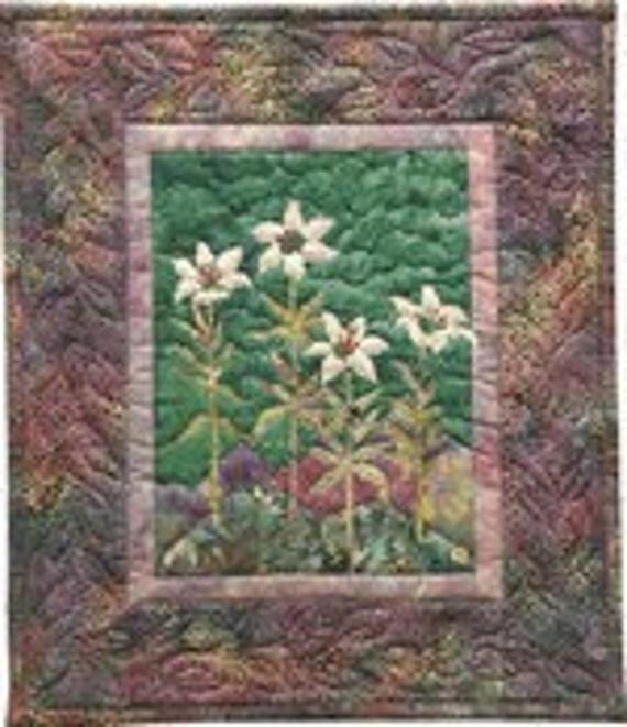 McKenna Ryan McKenna's Wood Lily PATTERN