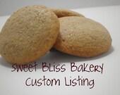 Custom Listing for Clubmom - 2 Dozen Dark Chocolate Covered Bacon Strips