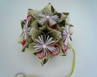 Origami Kusudama / Flower Ball