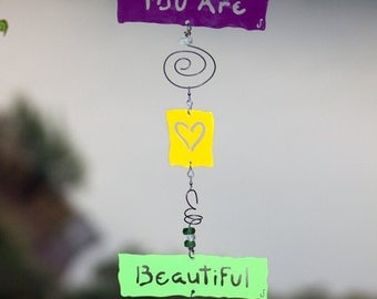 You Are Beautiful Chime