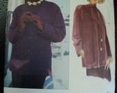 1991 Oscar de la Renta - Vogue Pattern 2739