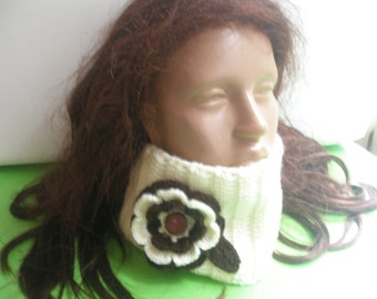For Women Cowl Hand Knit ...