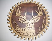 Deer in Circular Saw