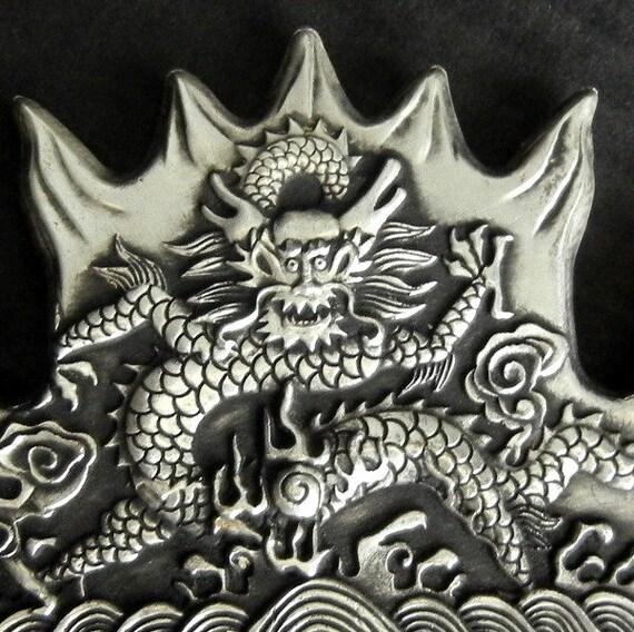Tibetan Silver Paint Brush Holder