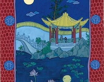 The King's Garden Print