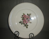 """Wedgwood """"Briar Rose"""" Plate - Made in England"""