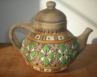 Pierrot Tea Pot