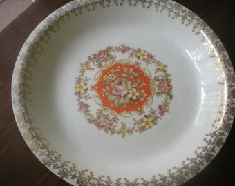 Leigh Ware 22K Gold Plate