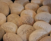 Carved Rock, Personalized