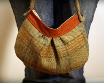 Cravat. A unique, upcycled handbag.
