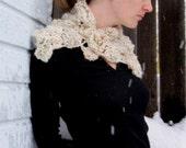 Crochet Open Cowl