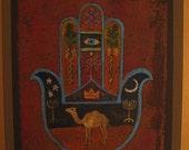 Hamsa Camel 2