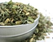 After Meal Mint Tea - Organic Herbal