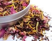 Honey Rose Tea - Organic Herbal Tea